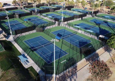 Kiwanis Tennis Courts