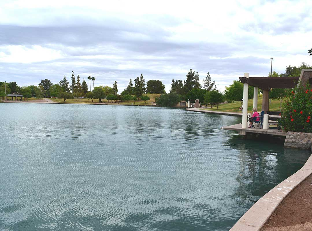 Kiwanis-Lake