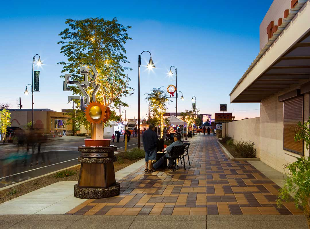 Tolleson-Downtown